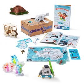 Summer Camp in a Box: Science Junior Image