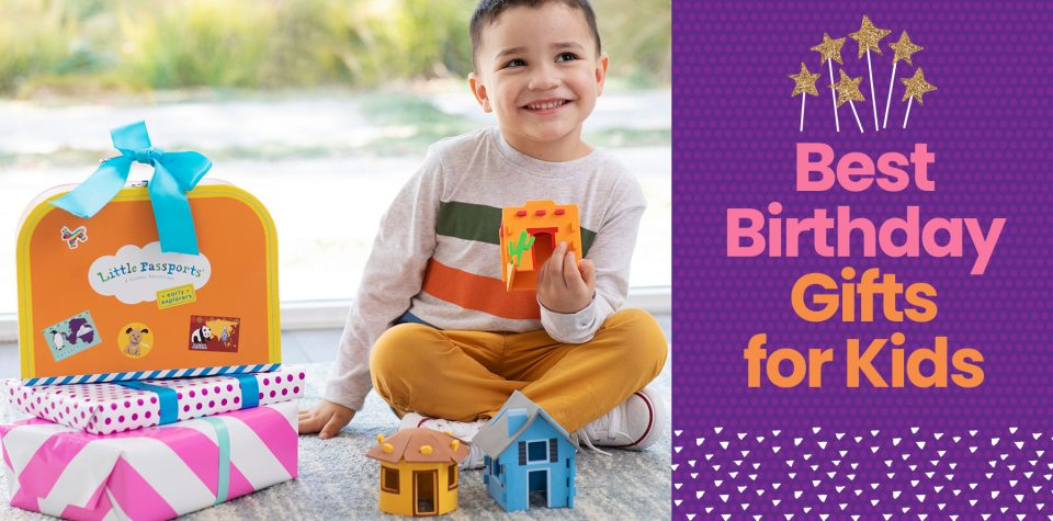 Shop Little Passports' list of the best birthday gifts for kids