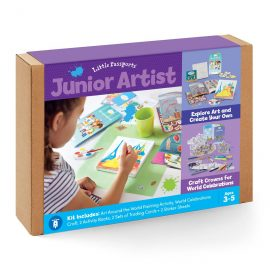Junior Artist: Global Art & Celebrations Image
