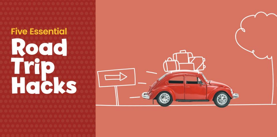 Learn about these five road trip hacks with Little Passports
