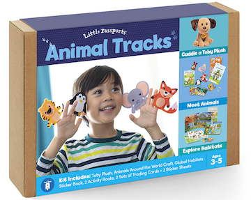 Animal Track box
