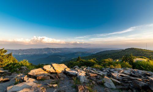 Hike this kid-friendly trail at Spruce Knob-Seneca Rocks National Recreation Area