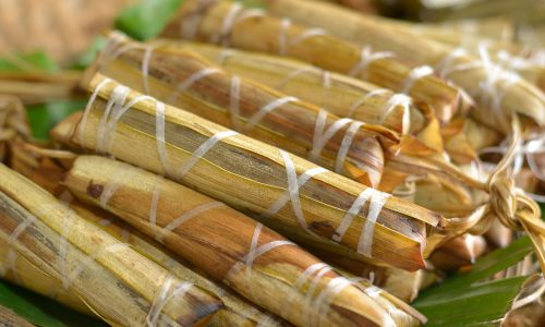 Make Filipino suman wih this recipe from Little Passports