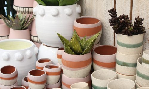 Make ceramic planters at home with this craft from Little Passports