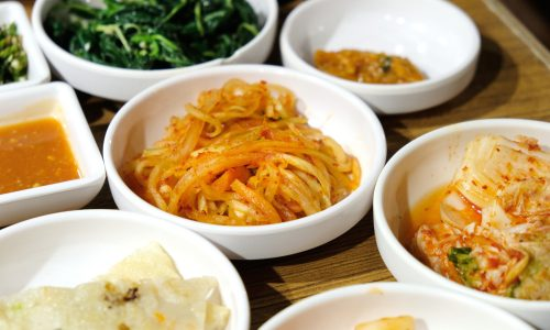 Learn about school lunches in South Korea with Little Passports