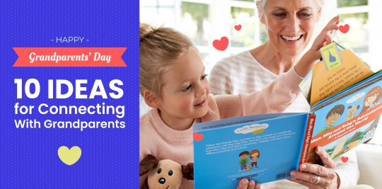 10 Ideas for Connecting with Grandparents