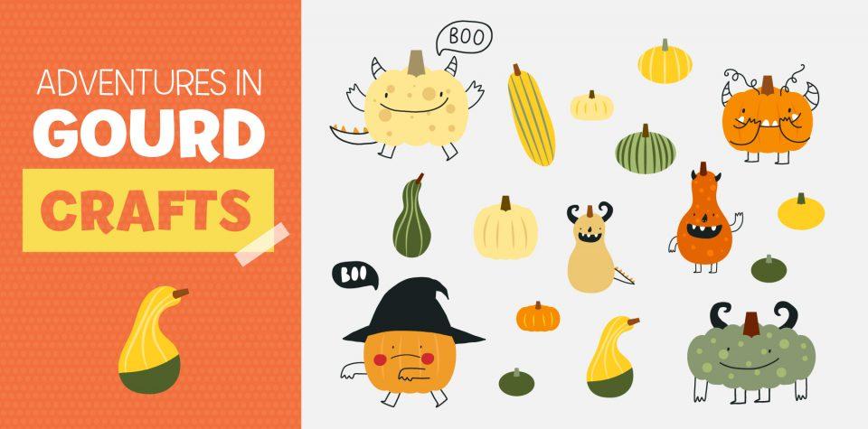 Adventures in Gourd Crafts